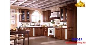 tủ bếp gỗ công nghiệp tủ bếp gỗ tự nhiên