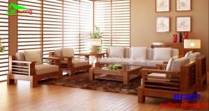 sofa gỗ BG027