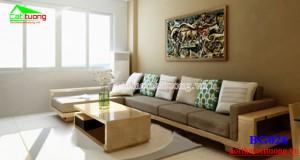 Sofa góc đẹp hiện đại