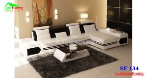 sofa da cao cấp SF134