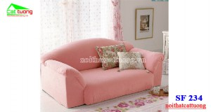 sofa nỉ SF234