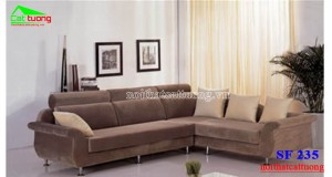 sofa nỉ SF235