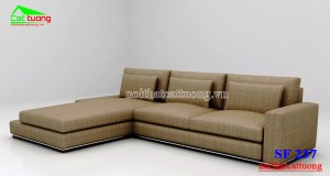sofa nỉ SF237