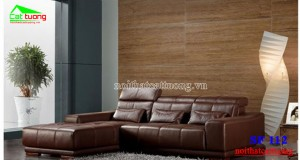 sofa da cao cấp sf112