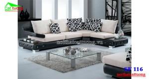 sofa da cao cấp SF116