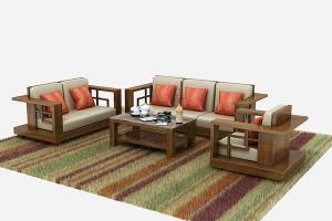 bàn ghế phòng khách n151