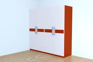 Tủ áo gỗ công nghiệp N551