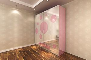 Tủ áo Acrylic N558 cao cấp