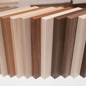 Bảng màu gỗ công nghiệp melamin