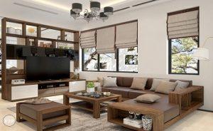 nội thất gỗ óc chó TK120