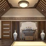 nội thất gỗ óc chó tk122 đẳng cấp