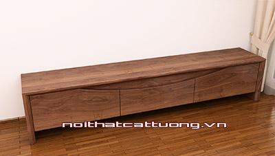 Kệ tivi gỗ óc chó ct226b