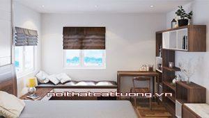 Nội thất phòng ngủ từ gỗ tự nhiên
