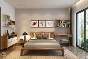 Nội thất phòng ngủ giá rẻ 7