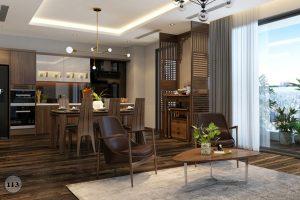 Thiết kế nội thất đẹp 8