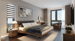 Thiết kế nội thất gỗ 2