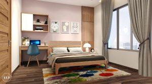 Thiết kế nội thất gỗ 3