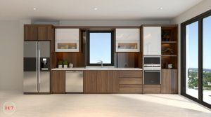 Thiết kế nội thất gỗ 7