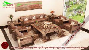 Sofa phòng khách Hà Nội 10