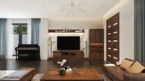Tủ nội thất phòng khách 2