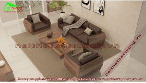 Các mẫu bàn ghế phòng khách 7