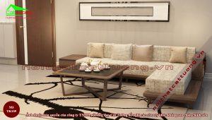 Sofa phòng khách chung cư 10
