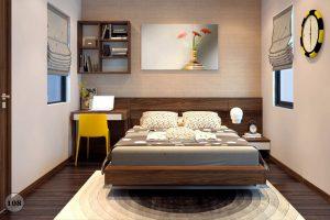 Phòng ngủ chung cư 5