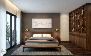 Thiết kế phòng ngủ đơn giản 8