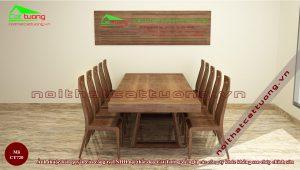 Giá bộ bàn ghế ăn