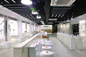 Thiết kế showroom thiết bị vệ sinh 4