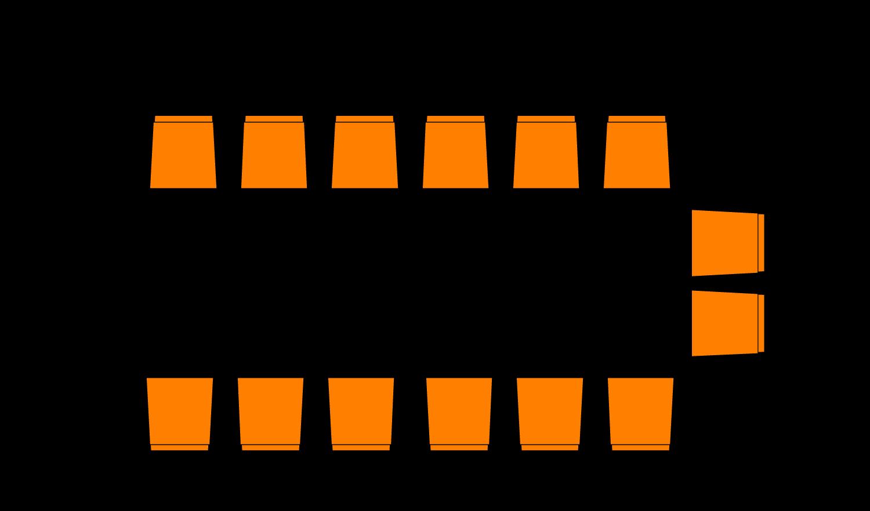 Kích thước bàn ghế ăn tiêu chuẩn rộng