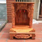 Kích thước bàn thờ ông địa chuẩn Việt