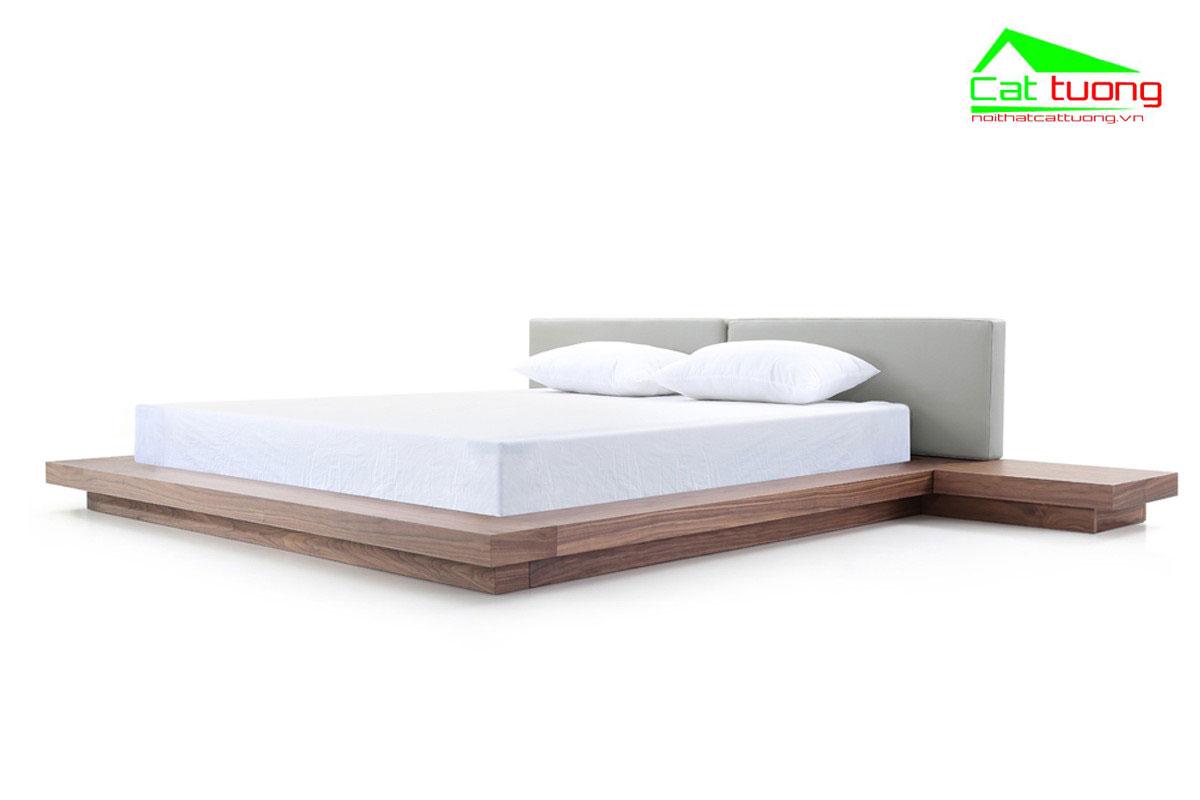 Giường hiện đại giá rẻ 9