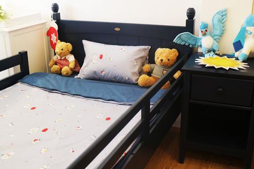 Kích thước giường ngủ trẻ em nhỏ xinh