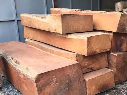 gỗ gõ đỏ làm nội thất
