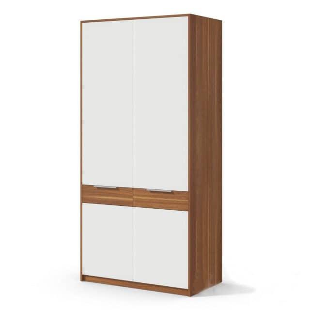 tủ gỗ 2 cánh giá rẻ
