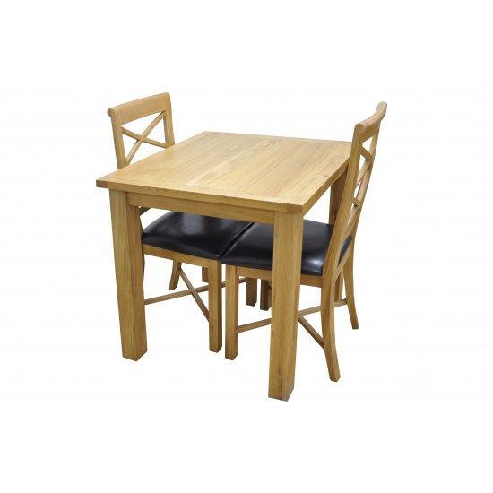 bàn ăn vuông 2 ghế