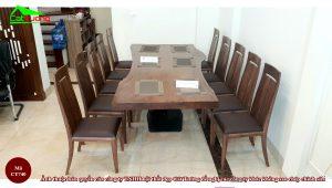 Kích thước bàn ghế ăn