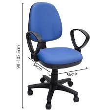 Kích thước ghế làm việc