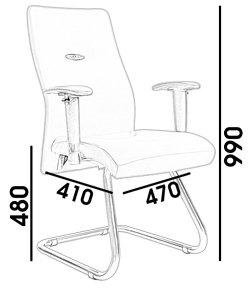 kích thước ghế ngồi làm việc