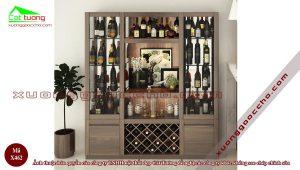 Kích thước ô để rượu vang
