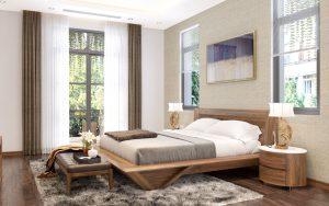 Thiết kế nội thất chung cư vinhome 2