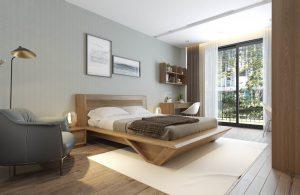 Thiết kế nội thất chung cư vinhome 6
