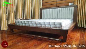 Giường ngủ gỗ óc chó CT636 d