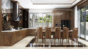 Thiết kế nhà chung cư 80m2