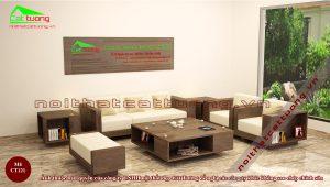 bàn ghế gỗ tự nhiên hiện đại