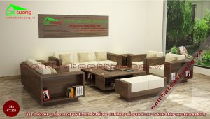 bàn ghế gỗ tự nhiên nội thất cát tường
