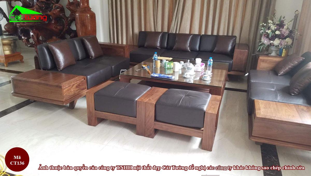 bàn ghế gỗ tự nhiên phòng khách17