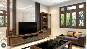 Tủ trang trí gỗ tự nhiên11