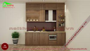 Tủ bếp gỗ15